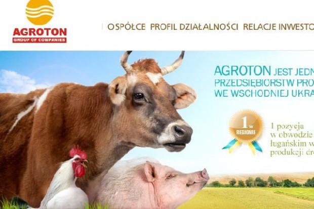 Ukraiński producent zbóż, mleka i mięsa wejdzie na giełdę. Zatwierdzenie prospektu pod koniec września