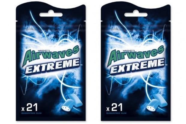Nowa guma Airwaves Extreme - ekstremalnie mentolowa