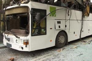 W wypadku polskiego autokaru w Brandenburgii zginęło 13 osób
