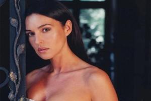 Monica Bellucci reklamuje wermut Martini Gold