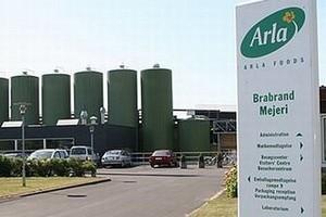 Arla Foods planuje skoncentrować produkcję sera w plastrach Polsce