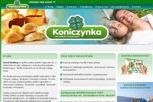 Sieć Koniczynka chce wprowadzić do oferty produkty marki własnej