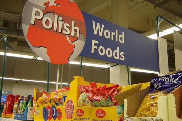 Tesco: Sprzedaż polskich produktów w Wielkiej Brytanii znowu rośnie