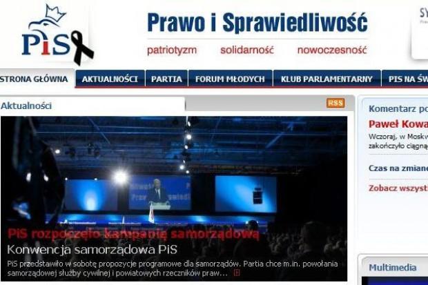 Kaczyński o ataku na biuro PiS: to nieprzypadkowe wydarzenie