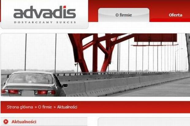 W akcjonariacie Advadisu mogą się pojawić fundusze inwestycyjne