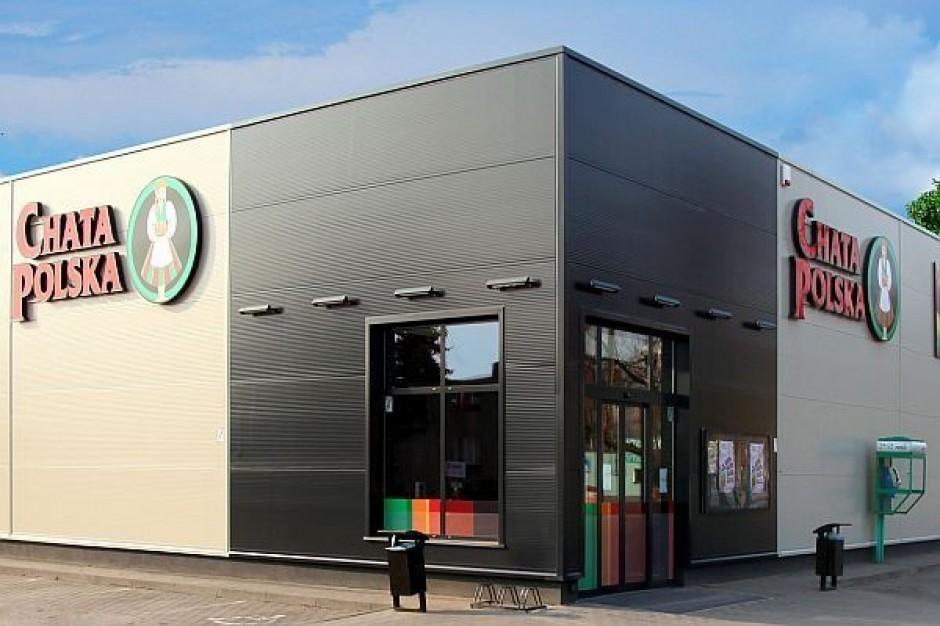 Sieć Chata Polska chce otwierać 50-60 sklepów rocznie
