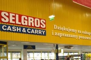 Selgros otworzy w Polsce jeszcze 7 hurtowni cash&carry