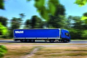 Grupa M&M będzie wozić z Niemiec do Polski kawę koncernu Nestle