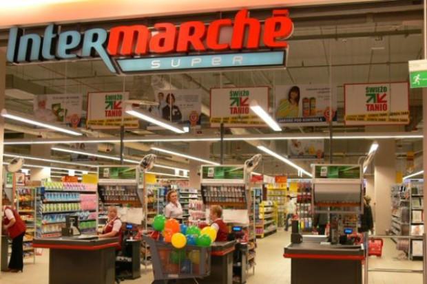 Intermarche otwiera pierwszy sklep w centrum handlowym, a 25. na Dolnym Śląsku