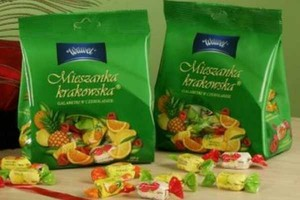 Polski producent słodyczy na celowniku inwestorów. Akcje spółki idą ostro w górę