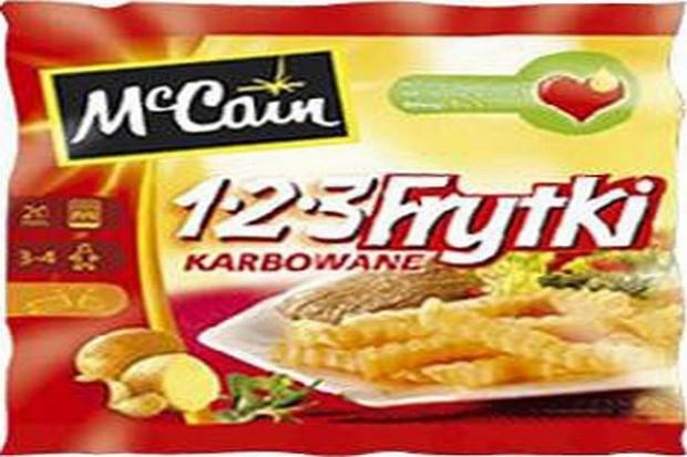 McCain Polska: Wartość rynku frytek wzrosła o 4 proc.