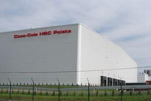 Coca-Cola chce rozwijać produkcję w Radzyminie. W planach modernizacja oczyszczalni ścieków