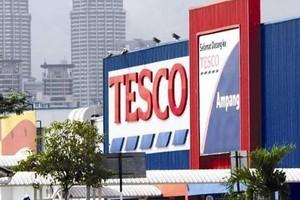 Dwucyfrowy wzrost sprzedaży Tesco w Polsce