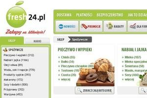 E-sklep z żywnością Fresh24.pl planuje debiut na NewConnect