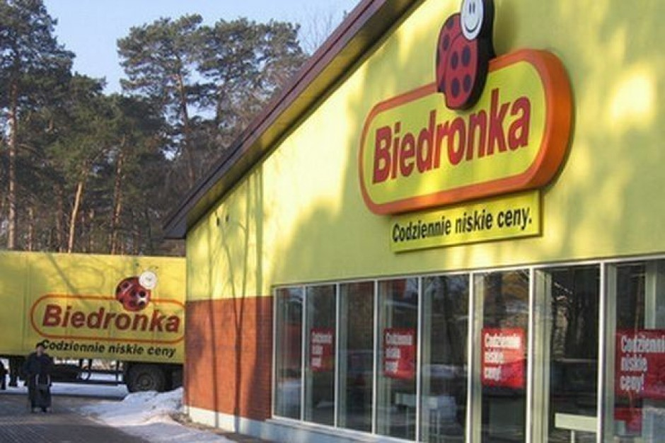 Właściciel sieci Biedronka będzie dostarczał żywność do polskich sklepów pociągami