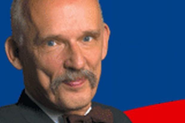 Korwin-Mikke: Gronkiewicz-Waltz niszczy drobny handel