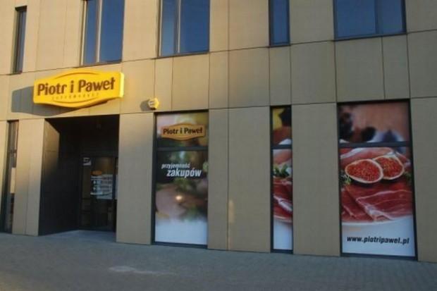 Sieć Piotr i Paweł inwestuje w energooszczędne sklepy