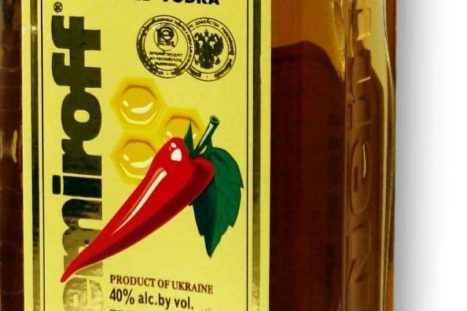 Wódka Nemiroff trafi w ręce Rosjan