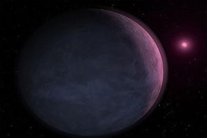 Astronomowie znaleźli planetę z innej galaktyki