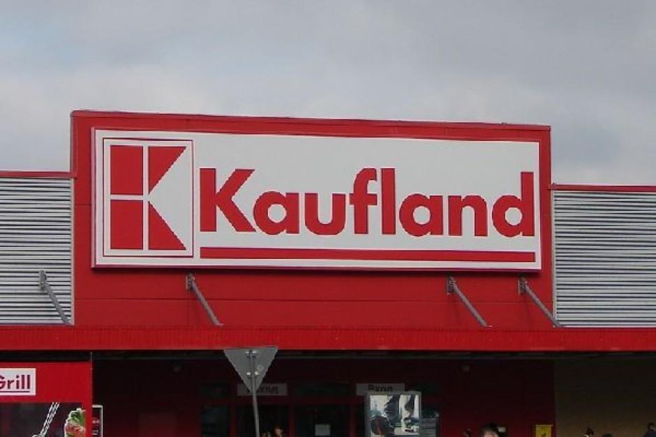 Kaufland porównuje ceny z konkurencją. Jest tańszy o 30-40 proc.