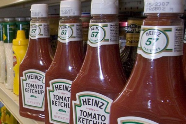 Koncern Heinz poprawił sprzedaż ketchupów