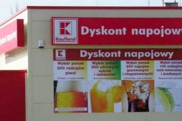 Sieć Kaufland analizuje wyniki testów dyskontów napojowych w Polsce