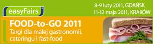 Zdjęcie numer 1 - galeria: easyFairs FOOD-to-GO. Nowe możliwości dotarcia do klientów z branży gastronomicznej.