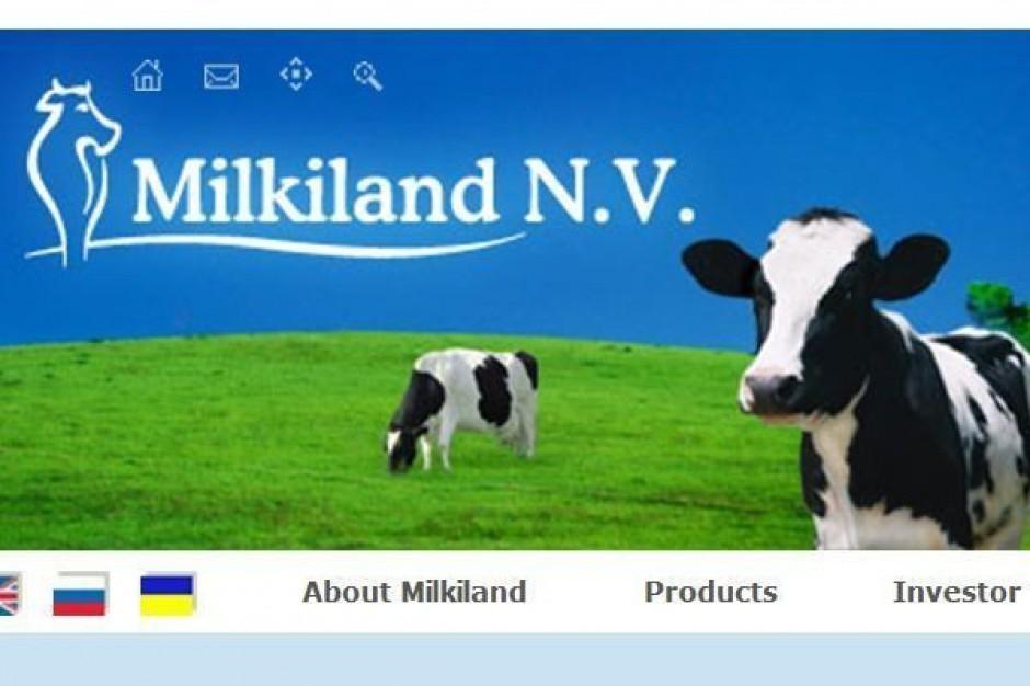 Milkiland wyda na inwestycje do 106 mln euro