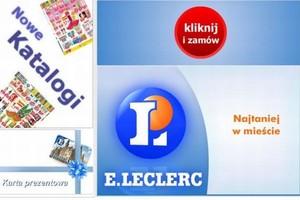 Prezes E.Leclerc: Będziemy rozwijać w Polsce sprzedaż produktów FMCG przez internet