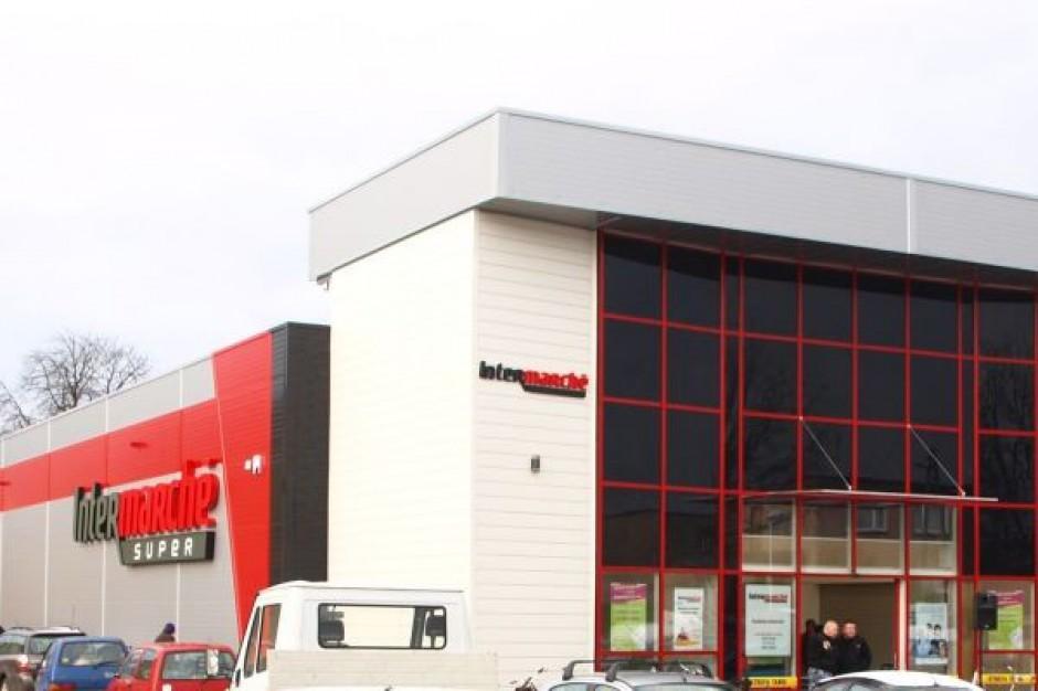 Sieć Intermarché otworzyła trzy duże supermarkety