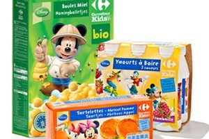 Prezes Carrefour Polska: Kończymy prace nad wprowadzeniem produktów na licencji Disney'a
