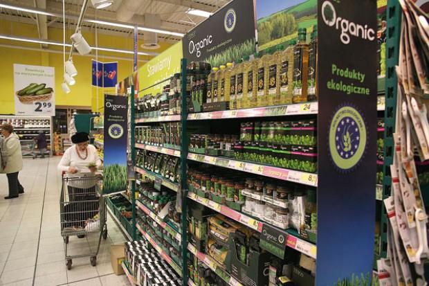 Tesco ponownie próbuje wprowadzić na rynek markę produktów Organic