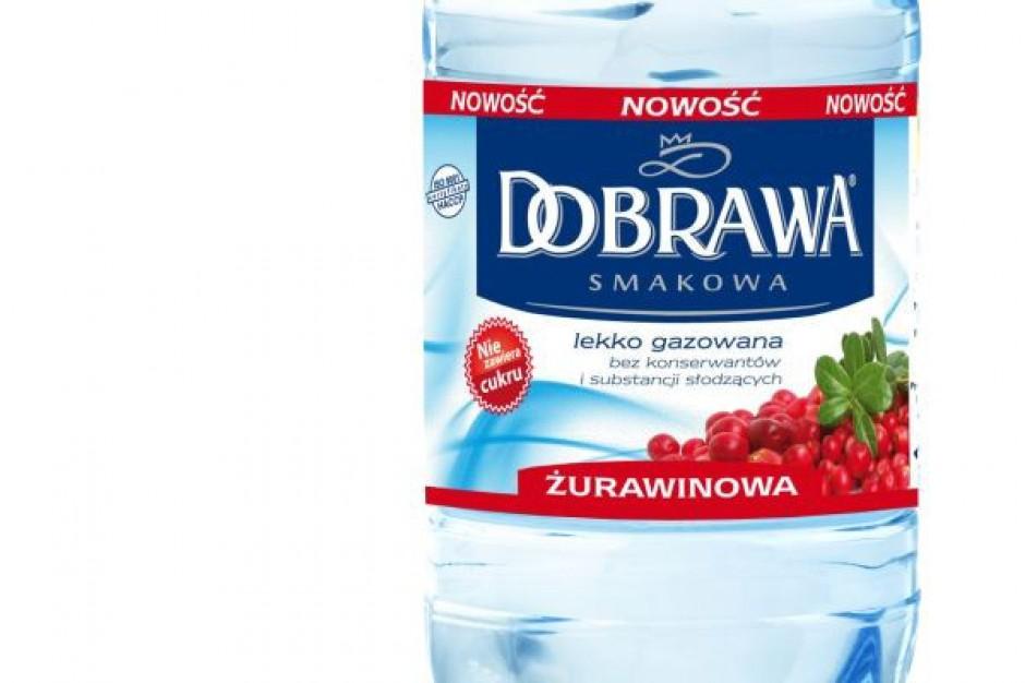 Koncern Danone przejmuje producenta wody Dobrawa