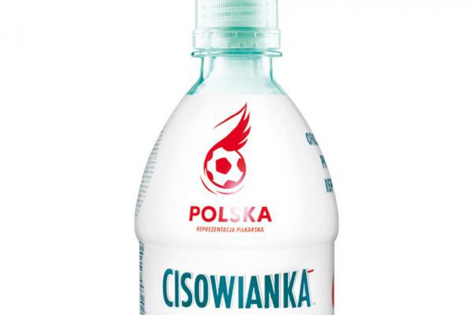Reprezentacja Polski ma nowego sponsora - Cisowiankę
