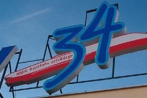 Top Sieć 34 celuje w 700 sklepów na koniec 2013 r.
