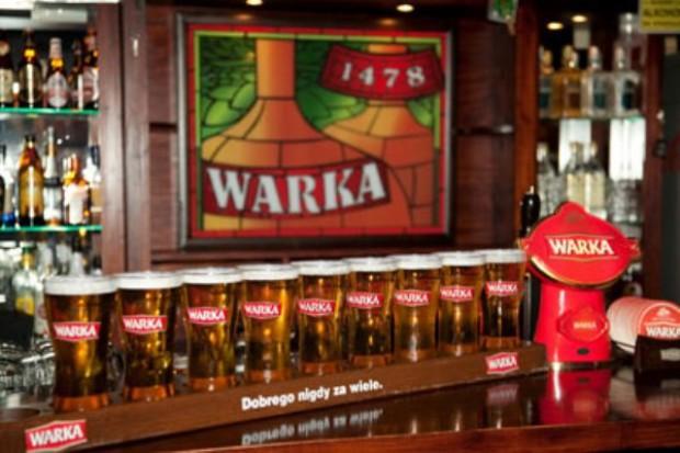 Grupa Żywiec chce mieć w sieci 150 Piwiarni Warka do 2012 r.