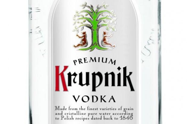 Jeszcze w 2010 r. Krupnik może zostać drugą marką wódki w Polsce