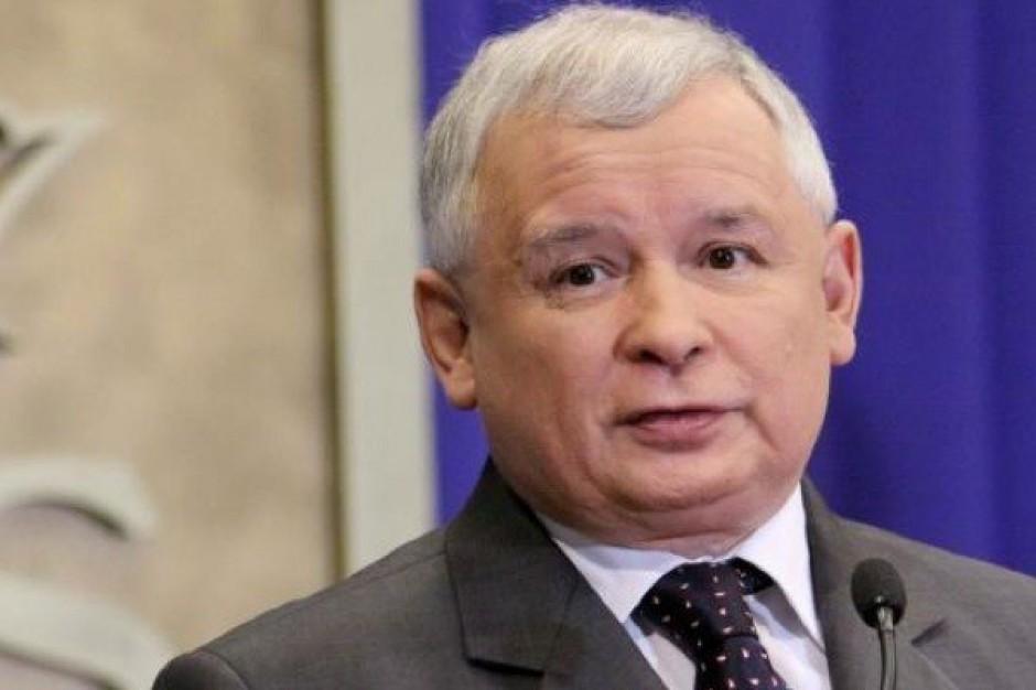 Jarosław Kaczyński: Nie rozpoznałem ciała brata po przywiezieniu do Polski