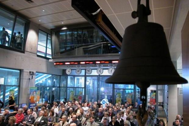 Warszawski parkiet najszybciej rozwijającą się giełdą w Europie