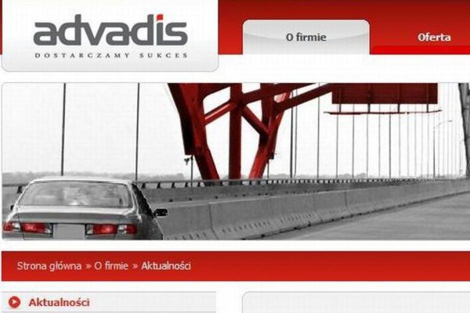 Już w I kwartale 2011 r. pierwsze sklepy przyłączą się do nowej sieci Advadisu