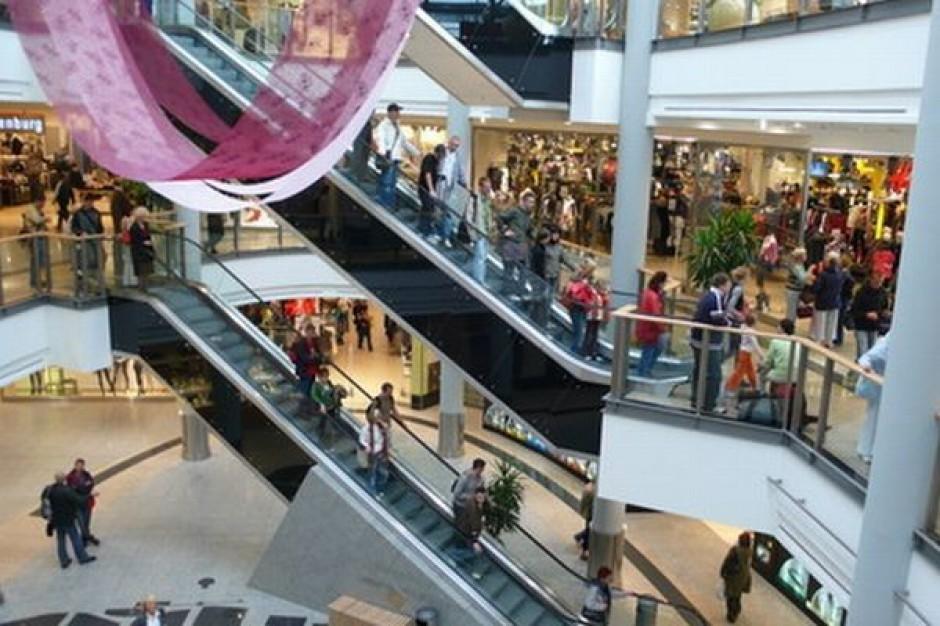 Stawki za wynajem powierzchni w galeriach handlowych mogą znowu rosnąć