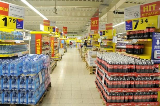 W 2010 r. spadły ceny w średnich sklepach spożywczych, dyskontach oraz hiper- i supermarketach