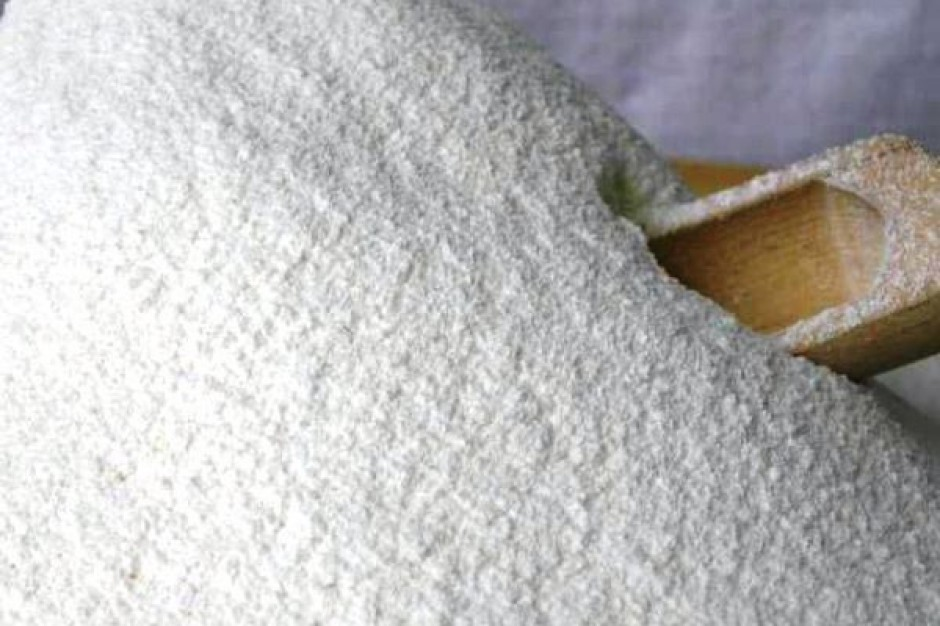 Mniejsza produkcja mąki