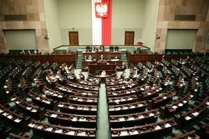 Sejm: bÄ™dÄ… jednomandatowe okrÄ™gi w wyborach do Senatu