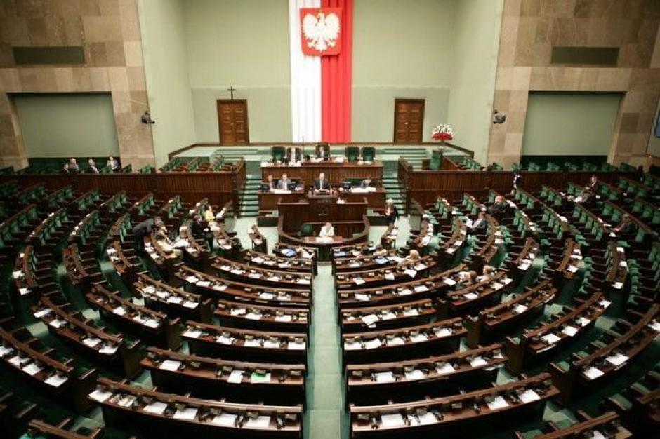 Sejm: będą jednomandatowe okręgi w wyborach do Senatu