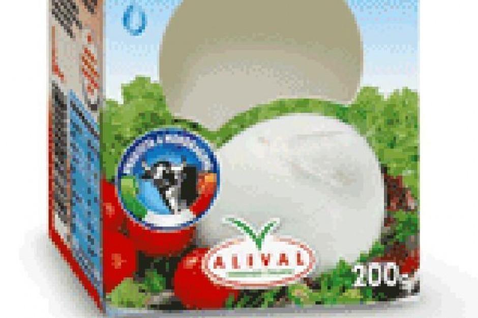 Mleczarnia firmy North Coast ma umowę na linię do pakowania mozzarelli