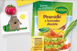 Kamis rusza z dużą kampanią reklamową - Danie ze smakiem