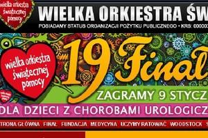 Ruszył XIX Finał Wielkiej Orkiestry Świątecznej Pomocy