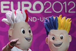 Gadżety z logo Euro 2012 dadzą zarobić