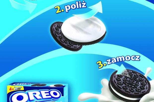 Kraft Foods chce podbić polski rynek ciastkami Oreo